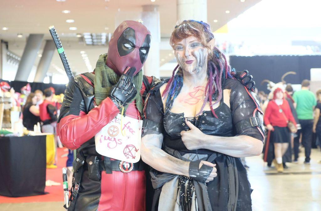 """Weitere Impressionen von der """"Comic Con"""" in Stuttgart... Foto: 7aktuell.de   Frank Herlinger"""