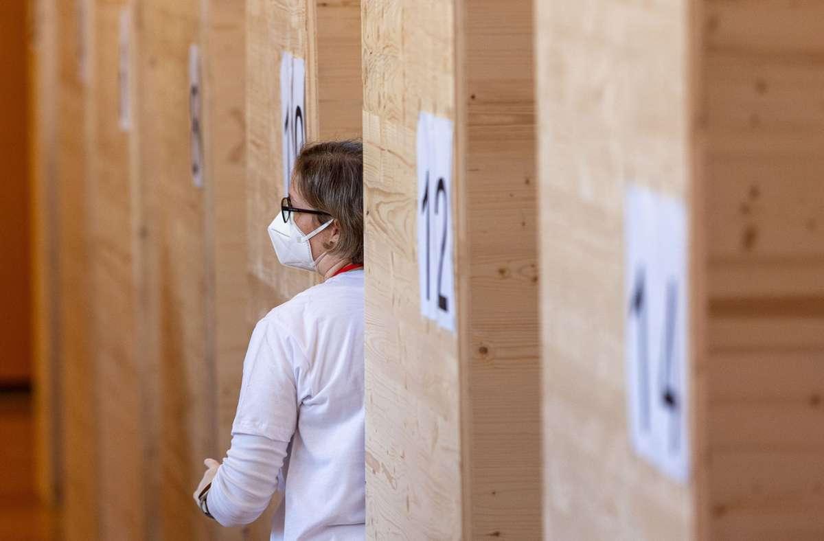 Für den zweiten Impfmarathon am 17. Juli hat sich einiges geändert. Foto: Eibner/Drofitsch