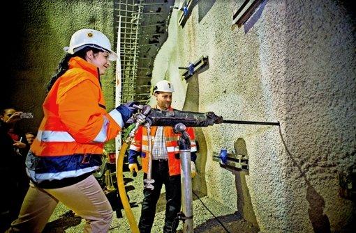 Mehrkosten von 40 Millionen beim Rosensteintunnel