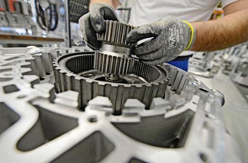 Grenzschließung bremst Maschinenbauer aus
