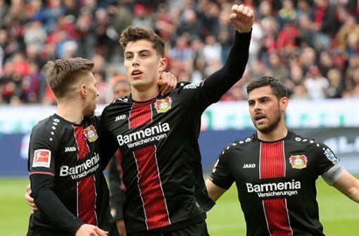 Wer sind die wertvollsten Spieler der Bundesliga?