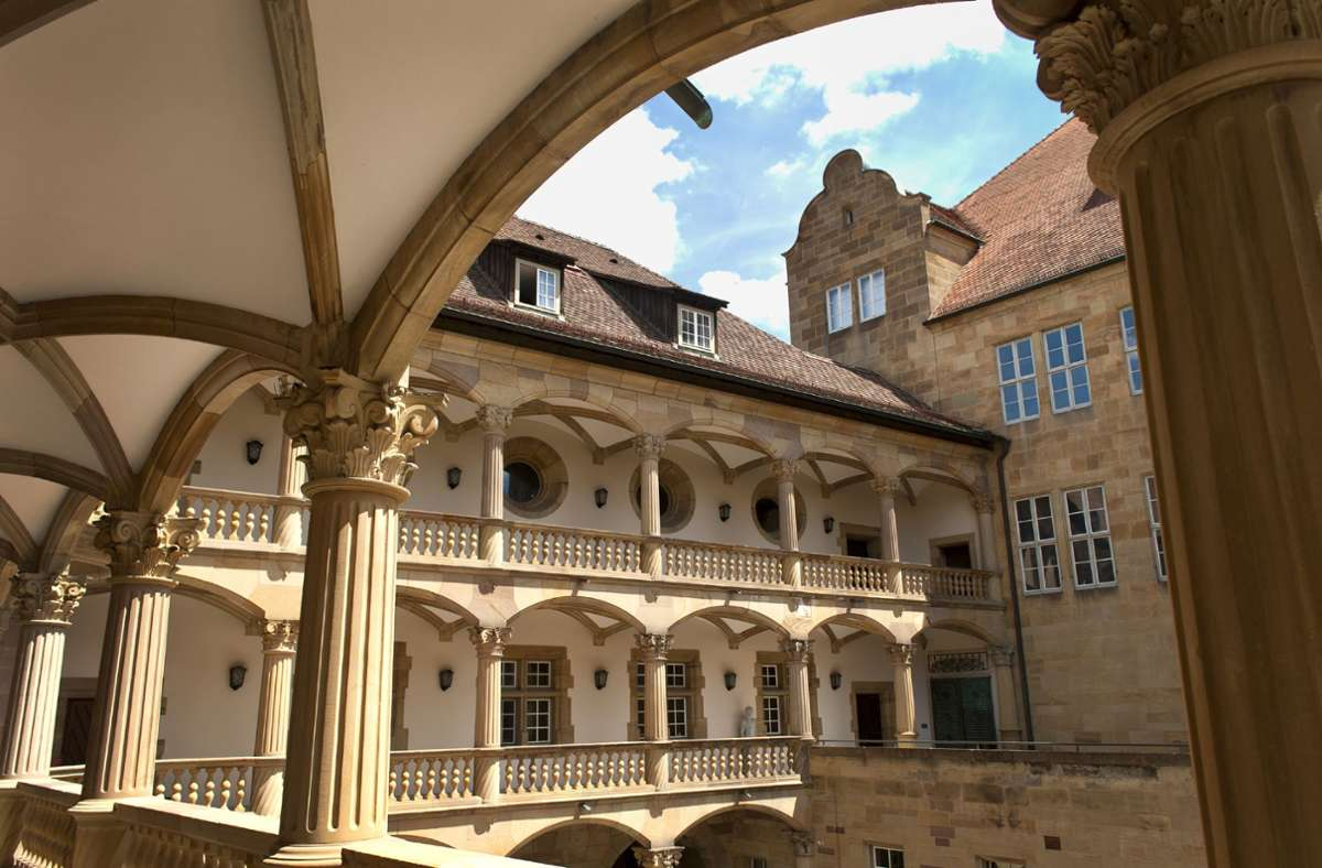 Mitte August schließt das Alte Schloss wegen Umbauten. Foto: Landesmuseum Württemberg, Hendrik Zwietasch