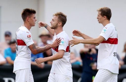 VfB glänzt offensiv und patzt defensiv