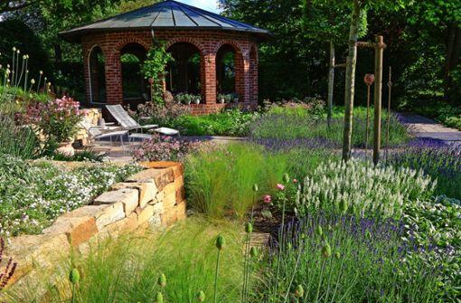 Der  Garten, der immer blüht