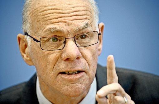 Lammert mahnt Reform des Wahlrechts an