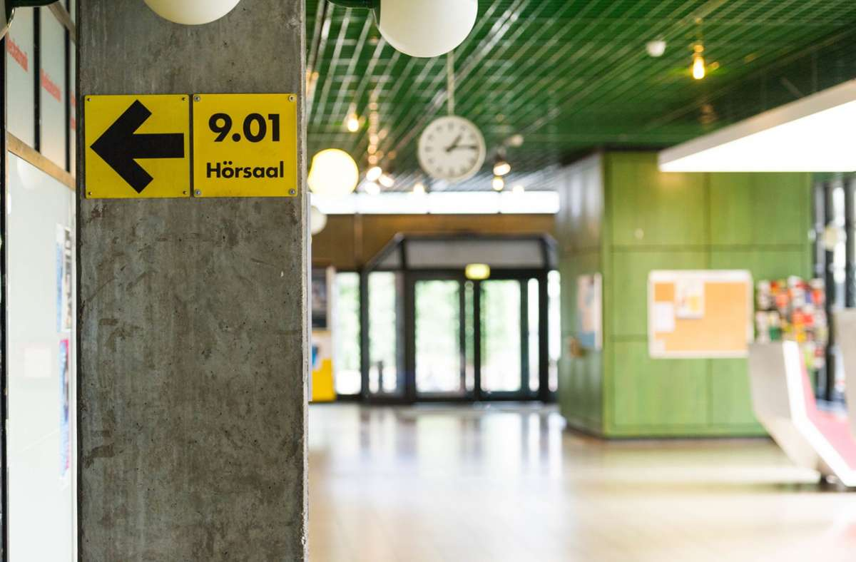 Die Landesregierung stellt den Hochschulen offenbar weitere Corona-Hilfen zur Verfügung. (Symbolbild) Foto: Lichtgut/Max Kovalenko