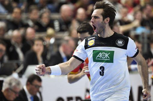 Deutschland gewinnt auch gegen Spanien