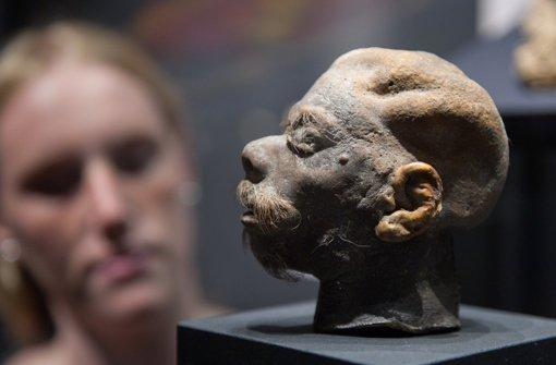 Museum und Sammler  vergleichen sich