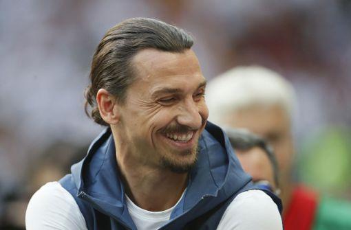 Ibra wohl vor Rückkehr zum AC Mailand