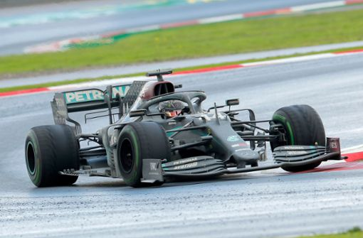 Hamilton stellt Schumacher-Rekord ein – Siebter WM-Triumph perfekt