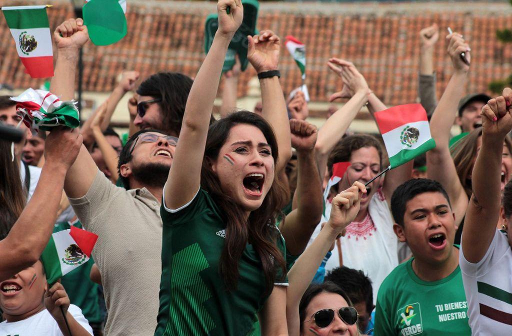 Auch der mexikanische Verband muss Strafe zahlen. (Symbolbild) Foto: NOTIMEX
