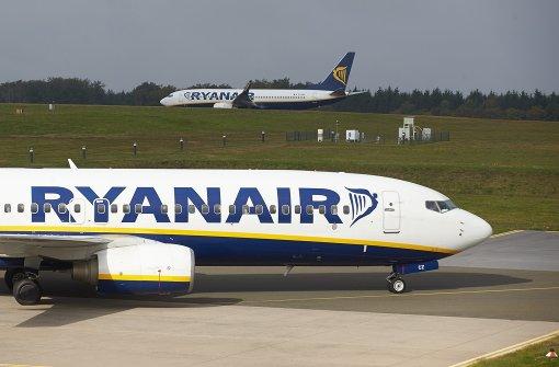 Ryanair will in Frankfurt landen