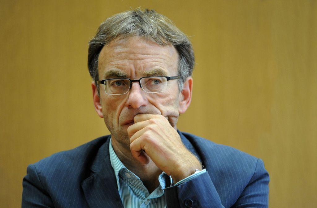 Werner Wölfle befindet sich weiter im Sog des Stuttgarter Klinikskandals. Foto: dpa