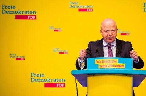 Südwest-FDP gönnt sich einen Harmonie-Parteitag