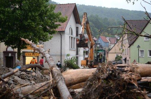 Milliardenschäden durch Naturkatastrophen