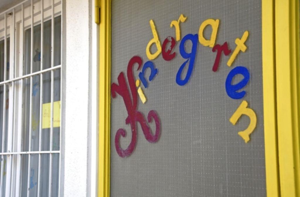 In Weilimdorf mangelt es vor allem an Kita-Plätzen für unter Dreijährige. Eklatant ist die Situation in Giebel, wo nur drei Prozent der Kleinkinder einen Platz haben. Foto: Hemminger