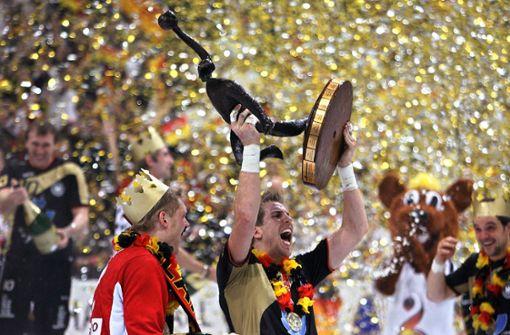 Vierter Stern für die deutschen Handballer?