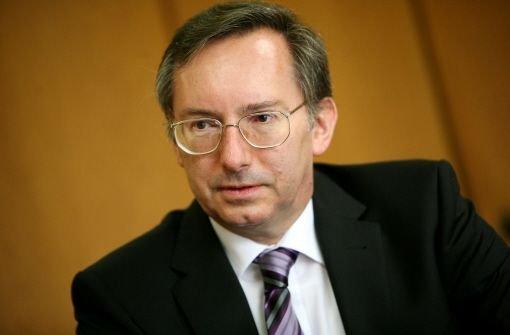 Rechnungshof-Chef steht in der Kritik