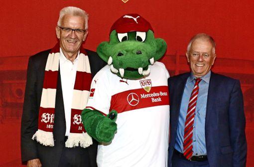 Die guten Wünsche der prominenten VfB-Fans