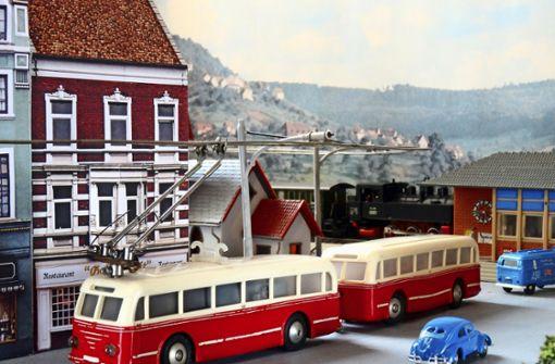 Historisches Spielzeug aus Esslingen