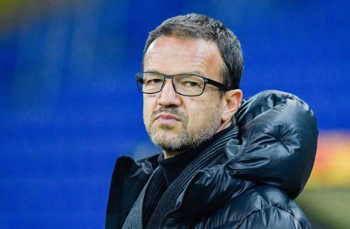 Fredi Bobic hofft auf Klassenverbleib des VfB