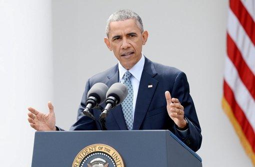 US-Präsident Obama spricht von historischem Schritt