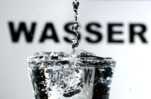 Bakterien verunreinigen Trinkwasser
