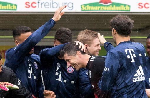 Bayern-Stürmer egalisiert 40-Tore-Rekord von Gerd Müller