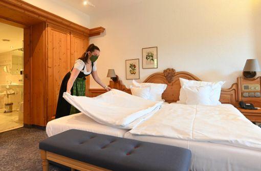 Sommergeschäft kann deutsche Hotels nicht retten