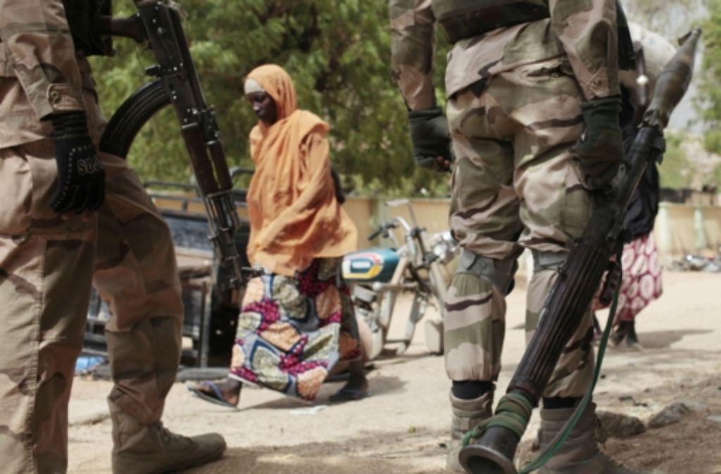 Nigeria wird immer wieder von Anschlägen der  islamistischen Terrororganisation Boko Haram erschüttert. (Archivfoto) Foto: AP