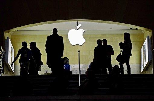Apple ist doppelt so viel wert wie Google