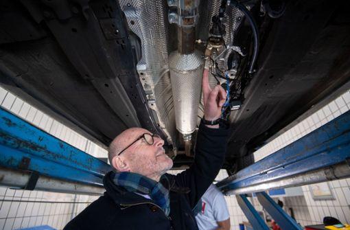 Kfz-Innung: Bald 1000 Diesel nachgerüstet