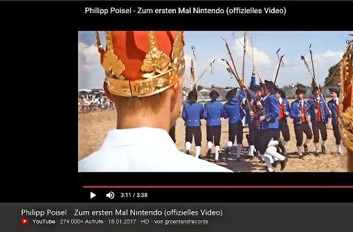 Philipp Poisels Liebeserklärung an den Schäferlauf