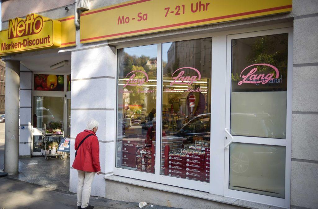 Einige Filialen der Bäckerei Lang haben bereits geschlossen. Foto: Lichtgut/Max Kovalenko