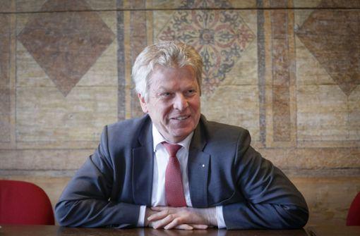 OB Jürgen Kessing im Amt bestätigt