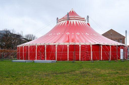 Warum ein Zirkuszelt zum Hörsaal wird