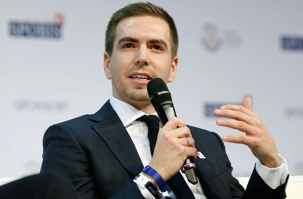 Philipp Lahm ist auch außerhalb des Fußballs geschäftlich aktiv. Foto: dpa