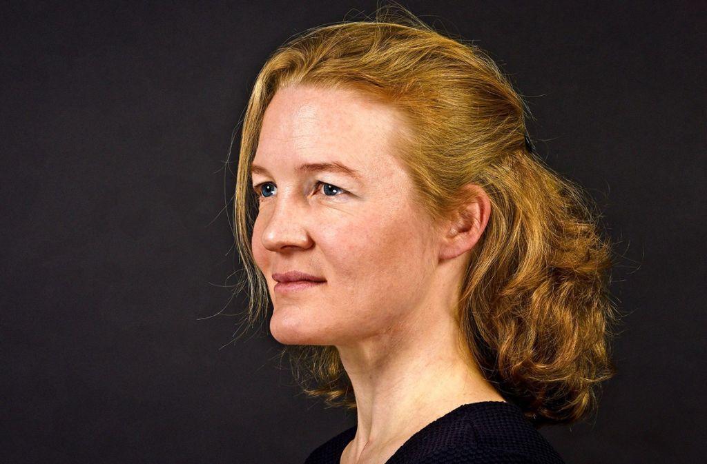 Susanne von Gutzeit ist die Konzertmeisterin des Stuttgarter Kammerorchesters. Foto: Wilhelm Betz Fotografie