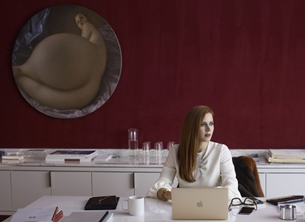 "Innere Leere macht schlaflos: Amy Adams in ""Nocturnal Animals"". Foto: Verleih"