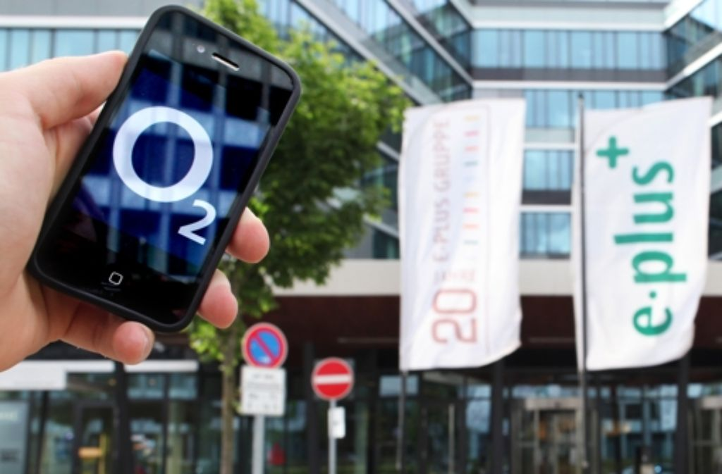 O2 und E-Plus sollen gemeinsam stärker werden. Foto: dpa