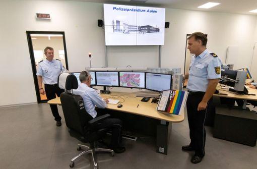 Hochmodernes Polizei-Lagezentrum geht in Betrieb