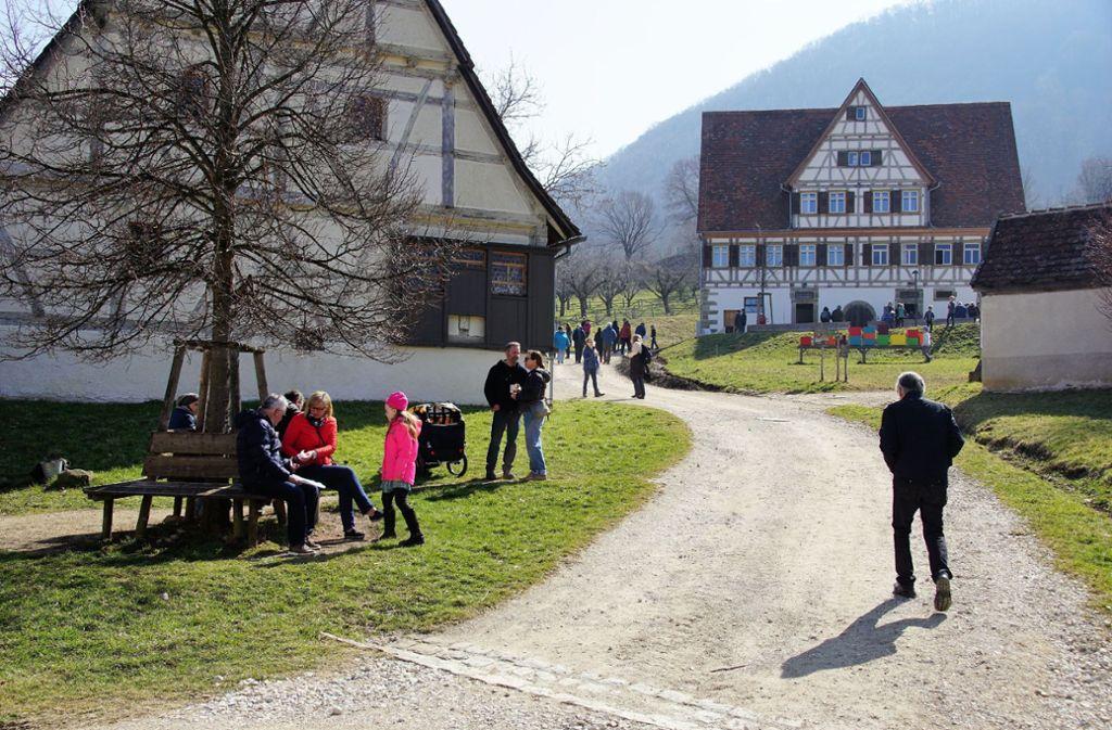 Das Freilichtmuseum in Beuren (Kreis Esslingen) ist ein Besuch in den Osterferien wert. Weitere Tipps lesen Sie in der Fotostrecke. Foto: SDMG