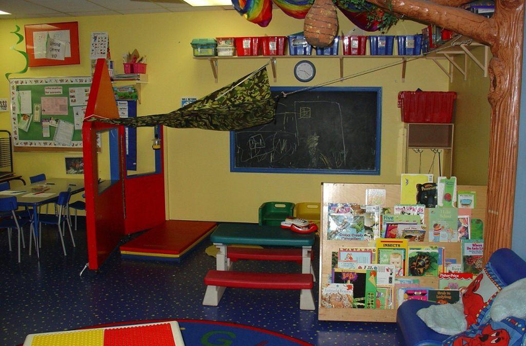 In Stuttgart-Ost sind Unbekannte gleich in zwei Kindergärten eingebrochen. (Symbolbild) Foto: Pixabay/Brendacfeyc