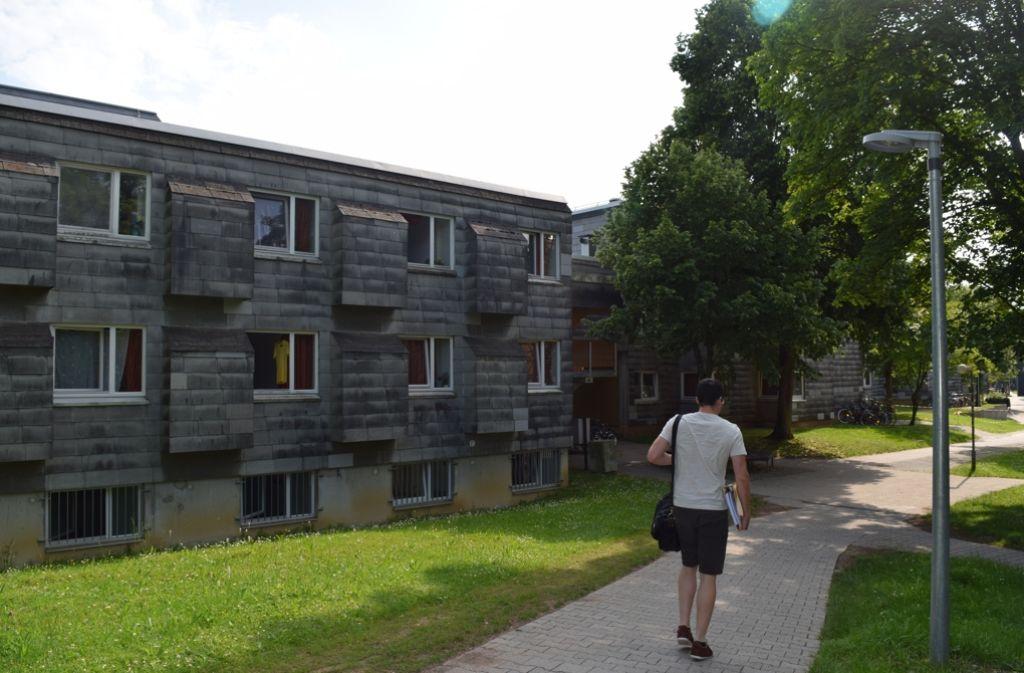 Wohnungen für Studenten, wie diese beim Campus in Vaihingen, sind begehrt. Foto: Alexandra Kratz
