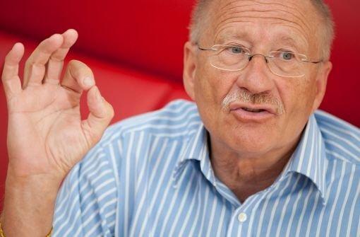 Drexler soll Vorsitz übernehmen