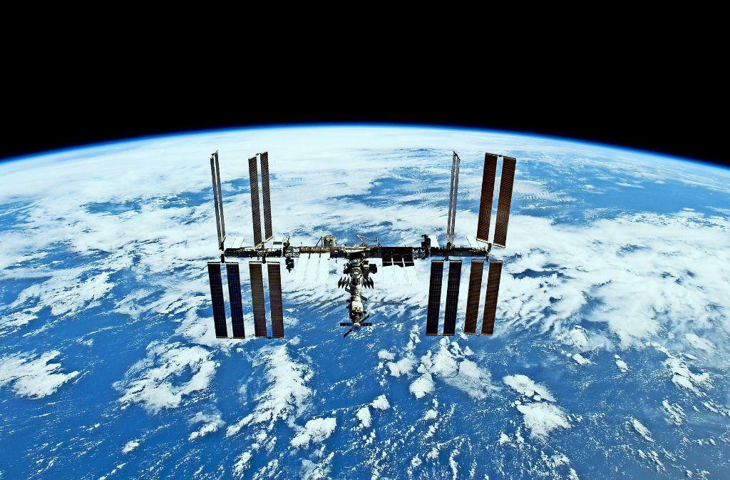 Biologen wollen von der  Internationalen Raumstation aus Tierwanderungenerforschen. Foto: Nasa/dpa