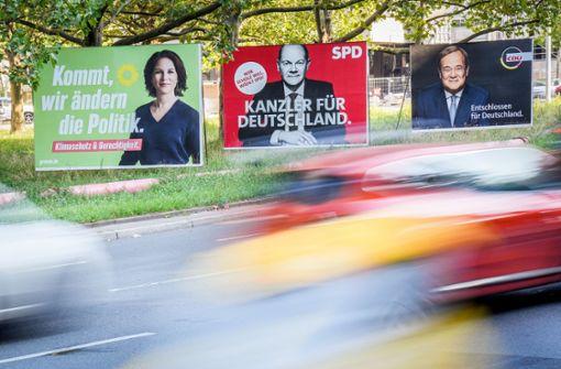 Welche Koalitionen sind denkbar?