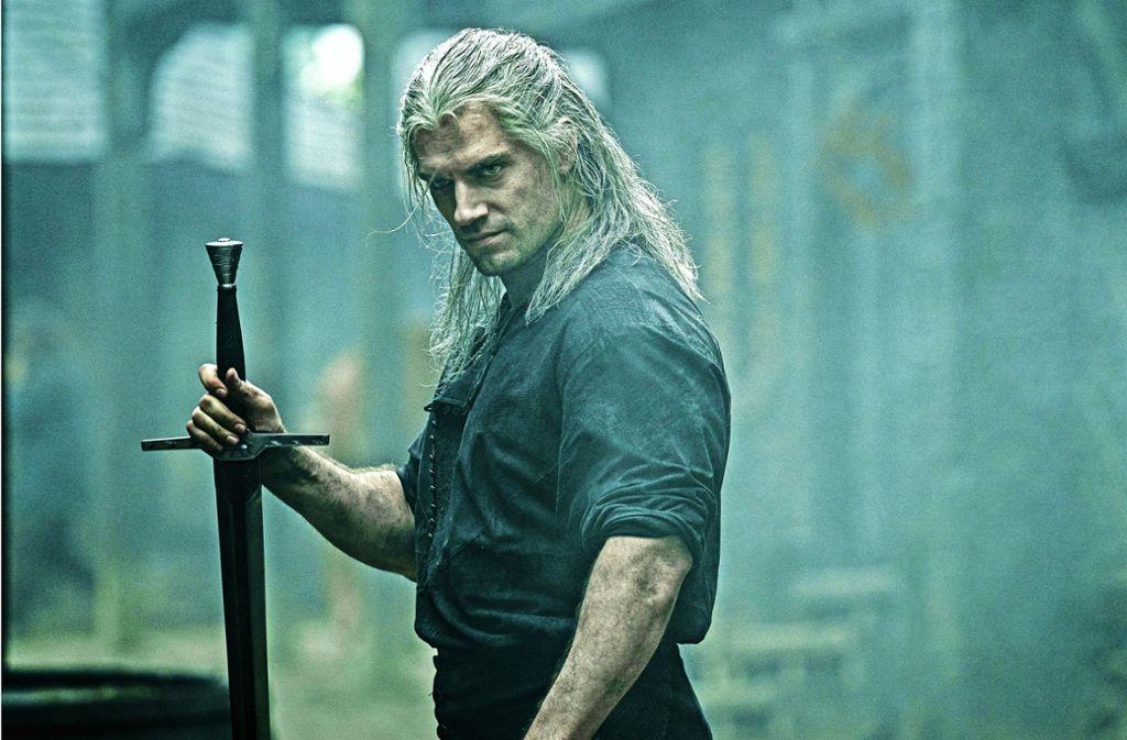 Aus Superman wird der Hexer: Henry Cavill in der Rolle des Monsterjägers Geralt von Riva Foto: Netflix