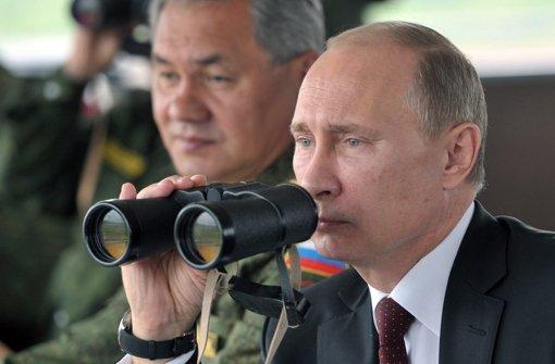 Russland protestiert gegen Manöver mit Nato-Truppen