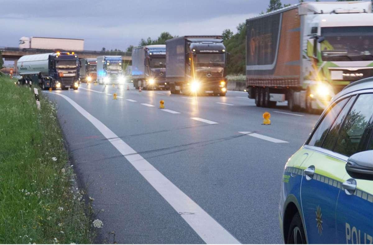 Es entstand Schaden in Höhe von rund 5000 Euro. Foto: SDMG
